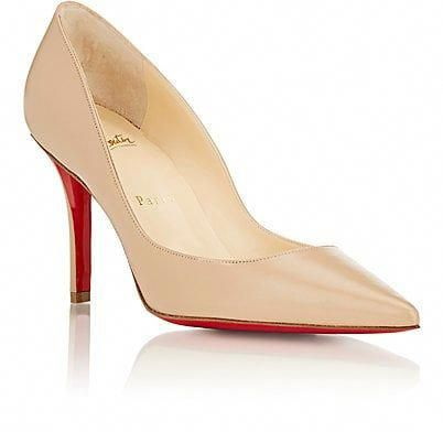 newest collection e0271 fcc13 Christian Louboutin Apostrophy Pumps - Heels - 504226619 ...