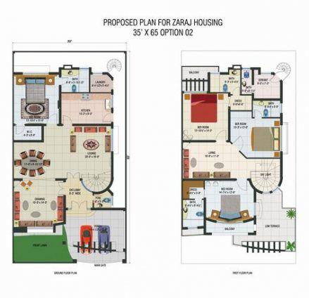64 Ideas House Design Plans Pakistan For 2019 Home Design Plans House Plans House Design