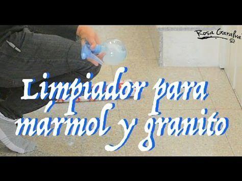 Limpiador Casero Para Suelos De Marmol Y Granito Recupera El Brillo Limpieza De Granito Limpiador De Granito Marmol Y Granito