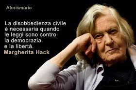 Margherita Hack Le Frasi Piu Belle E Significative Verita