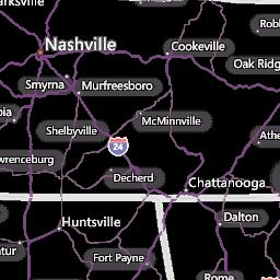Phoenix AZ Interactive Weather Radar Map AccuWeathercom - Accuweather us radar map