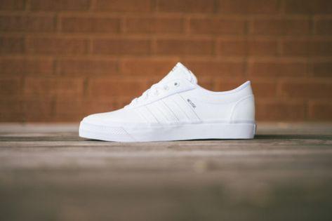 """03808025156 adidas Skateboarding adi-Ease Nestor - """"All White"""""""