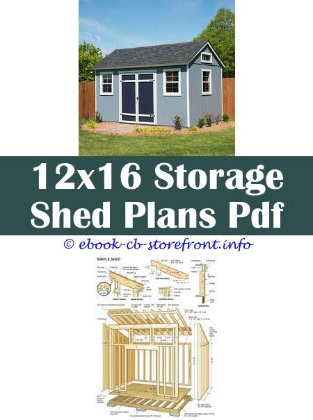 3 Admirable Ideas Free Diy 12x16 Shed Plans Garden Shed Plans 10 X 12 Books On Shed Building Pole Shed Plans F In 2020 Shed House Plans Shed Building Plans Shed Plans
