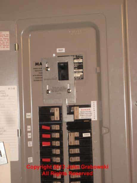 Pin By Robert On Household In 2020 Home Electrical Wiring Interlock Circuit Breaker Panel