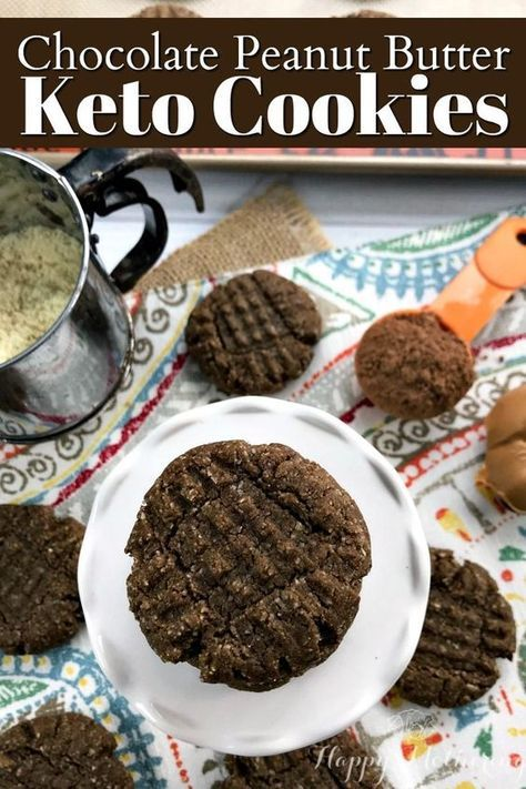 Easy 3 Ingredient Gluten Free Peanut Butter Cookies Recipe Keto Cookies Low Carb Cookies Recipes Keto Cookie Recipes