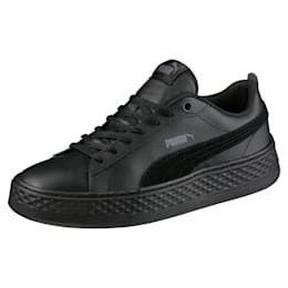 Puma Smash Platform Women S Shoe Sneakers In Black Size 8 5 Women Platform Shoes Womens Shoes Sneakers Women Shoes