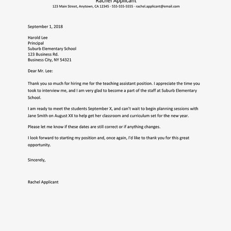 Letter Of Appreciation Sample Pdf Template Document Letter Of