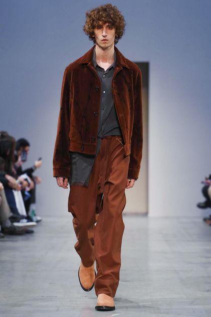 Federico Curradi Menswear Fall Winter 2018 Milan