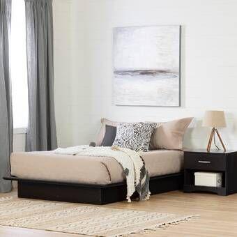 Flexible Storage Platform Bed Full Platform Bed Platform Bed