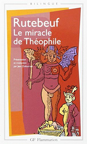Le Miracle De Theophile French Edition By Rutebeuf Https Www Amazon Com Dp 2080704672 Ref Cm Sw R Pi Fantasy Books To Read Book Review Blogs Fantasy Books