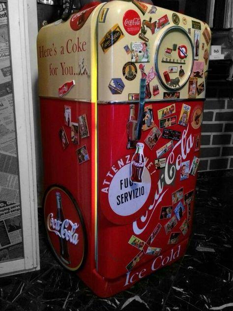 frigorifero americano crosley shelvador anni 50