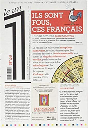 Telecharger Le 1 N 46 Ils Sont Fous Ces Francais Pdf