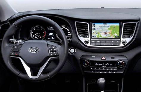 Novo Hyundai Tucson 2019 2020 Preco Consumo Interior E Ficha Tecnica Hyundai Tucson Hyundai Tucson