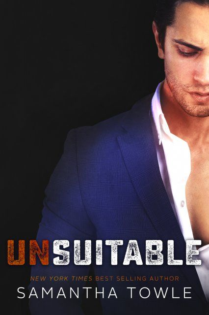 COVER REVEAL - UNSUITABLE | Latest News | Samantha Towle