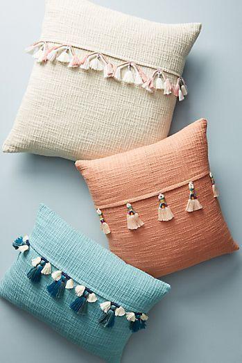 Prodigious Ideas Decorative Pillows Patterns Spaces Decorative Pillows Bedroom Coffee Tables Decorative Pi Tassel Pillow Diy Pillows Pillow Decorative Bedroom