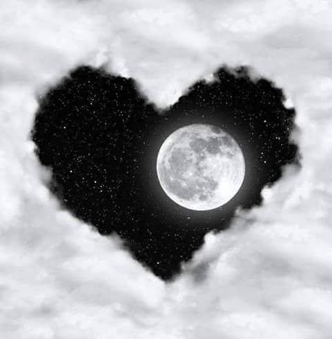 Photo | #Hearts Love for the Moon | Quotes | Flickr