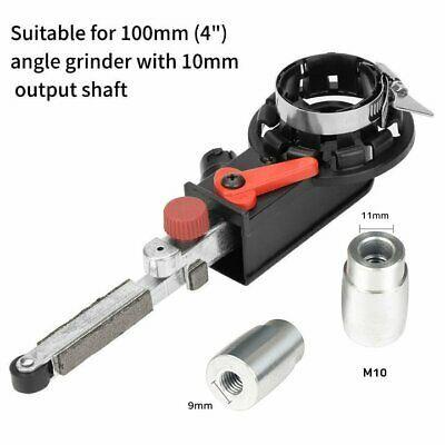 Sponsored Link Mini Diy Sander Sanding Belt Adapter Bandfile For 100mm 4 Electric Angle Grinder In 2020 Workshop Equipment Home And Garden Workshop