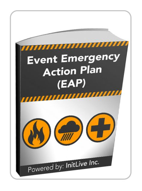 Emergency Action Plan for Events Free Template #Eventsafety - emergency action plans