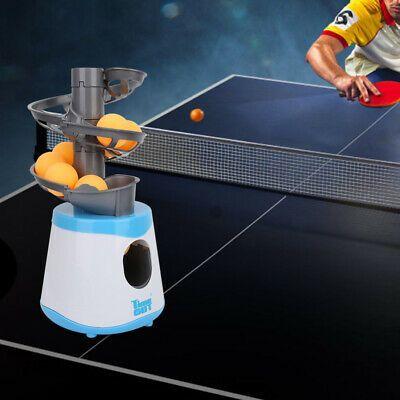 Advertisement Ebay Outdoor Kids Children Table Tennis Ball Machine Ping Pong Launcher Exerciser New Table Tennis Outdoor Kids Tennis Ball Machines