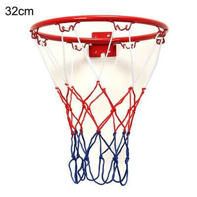 Advertisement Ebay Basketball Ring Hoop Net 12 Wall Mounted Outdoor Hanging Basket Professional In 2020 Basketball Wall Basketball Rim Basketball Net