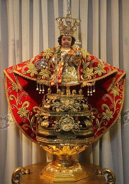 Señor Santo Niño De Cebú Divine Infant Jesus Santo Nino Holy Child