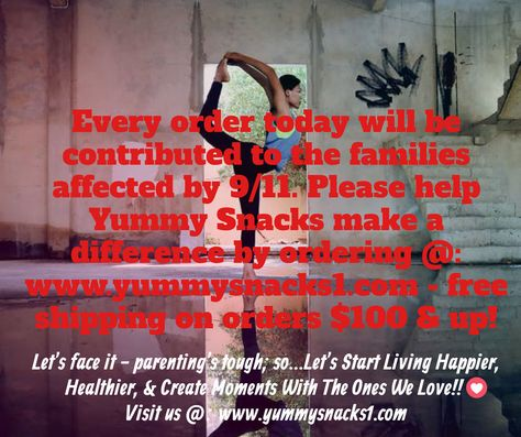 #babies #adorable #babiesofinstagram #babyboy #fashion #babylove #babyshower #babybump #babydiaries #beautiful #beingamom #blog #dad #toddlers #running #yoga #fitnessgoals #fitnesstips #fitstagram #gymspiration #training #summer #love #free #foodie #hot #healthy #snacks #football #vegan #yogaposes #Honor911 #911Memorial #911Museum #NeverForget911  #September11  #heroes #WCW #WednesdayWisdom #WhenTheWorldStopped #WhereWereYou Order @: www.yummysnacks1.com