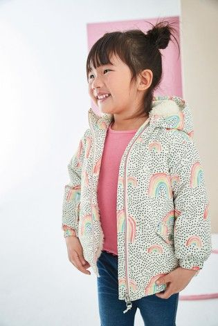 Younger Girls Coats & Jackets   Leather Coats & Jackets   Next