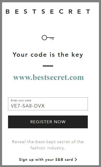 Bestsecret Com Gold Membership Invitation Code 2020 Coding Membership Card Invitations