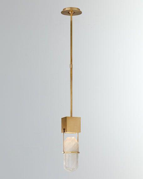 Kelly Wearstler Halcyon Small Pendant Metal Lighting Metal