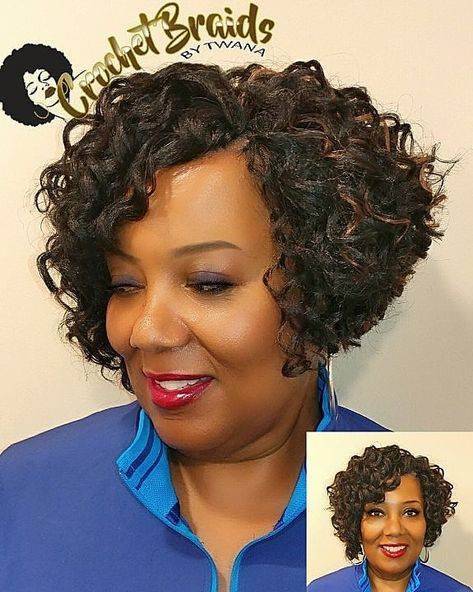Short Sew In Hairstyles : short, hairstyles, Short, Ideas, Styles,, Natural, Styles