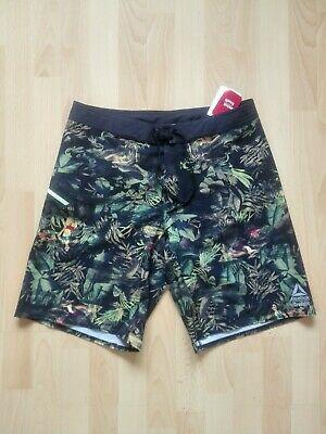 Reebok Mens Crossfit Tropical Tease Shorts