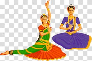 Indian Classical Dance Indian Classical Dance India Transparent Background Png Clipart Indian Classical Dance Dance Of India Indian Dance