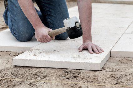 kuhles terrassenplatten auf sand verlegen kalt bild der bccdedafabc paving slabs a shed