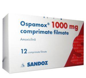 Ospamox 1000 Mg مضاد حيوي للقضاء على البكتيريا Healthy Life Toothpaste Personal Care
