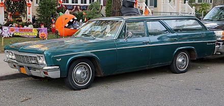 1966 Chevrolet Bel Air Wagon Chevroletchevelleclassiccars