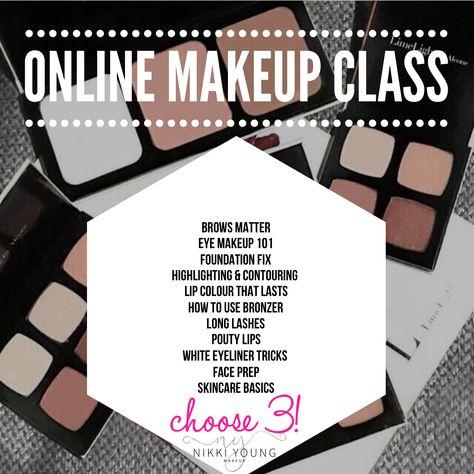 Free Online Makeup Courses | Saubhaya Makeup