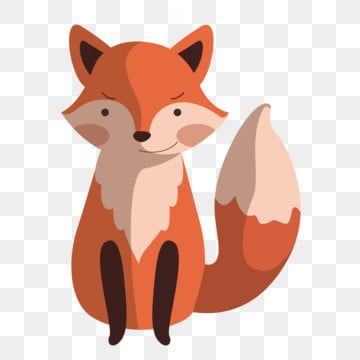 Nice Cartoon Red Fox Free Illustration Fox Clipart Little Fox Cartoon Png Transparent Clipart Image And Psd File For Free Download Cartoon Clip Art Free Illustrations Red Texture Background