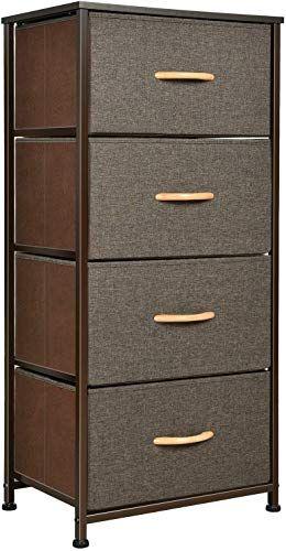 Best Seller Waytrim Vertical Dresser Storage Tower 4 Drawers