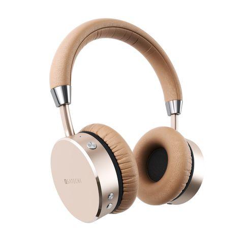 Satechi Casque Audio Bluetooth Aluminium Sans Fil Mains Libres