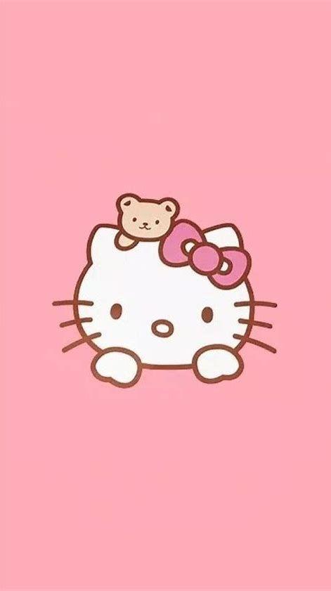 Pin By Erin Sullivan On Hello Kitty Hello Kitty Backgrounds Hello Kitty Pictures Hello Kitty Wallpaper