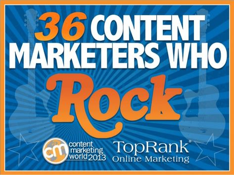 CMWorld 2013 ebook with Content Marketing Institute and TopRank Online