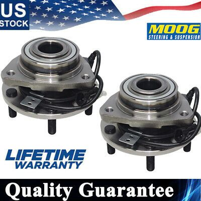 Details About 2 Moog Front Wheel Hub Bearing Assembly For S10