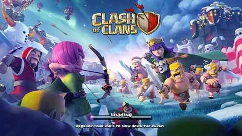 Clash Of Clans Coc Mod Unlimited Money Apk Latest 4k In 2020