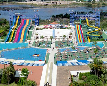 Majorca Water Park Espagne Pinterest Parks And