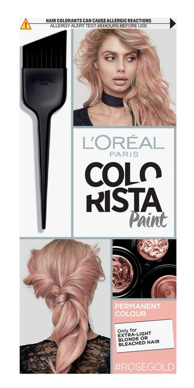 L Oreal Colorista Paint Pinkhair Pink Hair Dye Loreal Pink