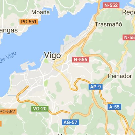 Mapa Costa Norte España.Things To Do In Vigo Spain Top 5 List Norte Espana
