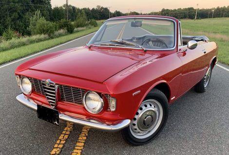 No Reserve 1964 Ford Econoline Alfa Romeo Giulia Alfa Romeo Classic Cars