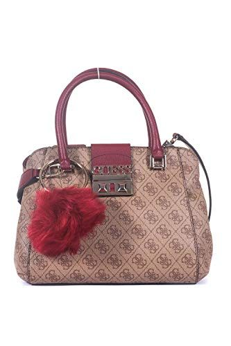 Guess Logo Luxe Small Society Brown | Sac à main et Sac