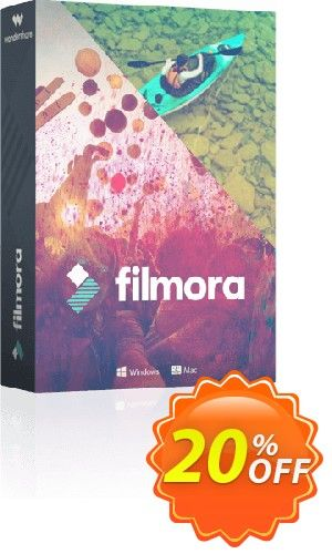 40 Off Wondershare Filmora9 Coupon Code On April Fools Day Deals March 2020 Ivoicesoft