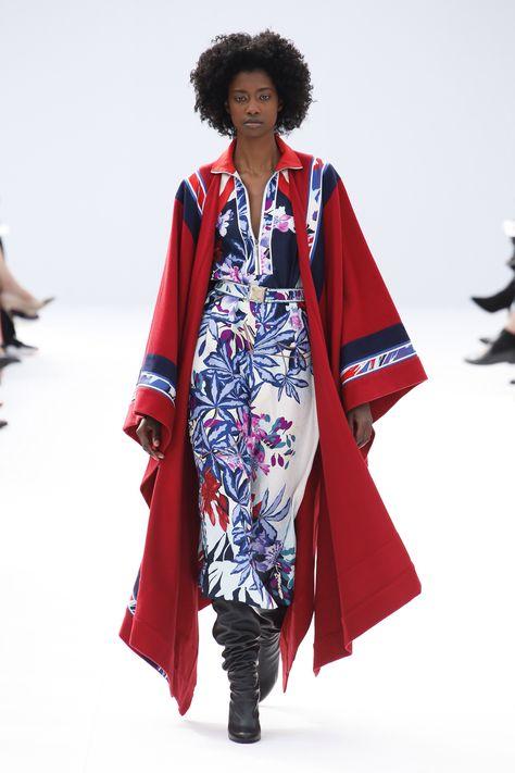 Leonard Paris Fall 2018 Ready-to-Wear Fashion Show Collection